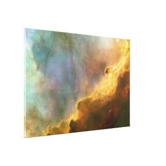 A Perfect Storm of Turbulent Gases in the Omega Gallery Wrap Canvas