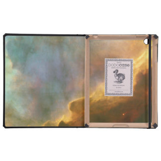 A Perfect Storm of Turbulent Gases in the Omega iPad Case
