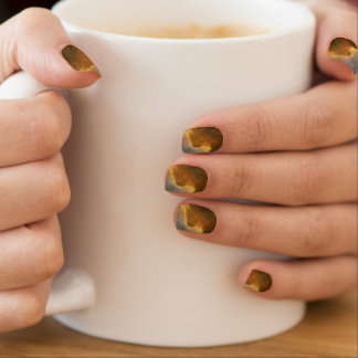 A Perfect Storm of Turbulent Gases in the Omega Minx ® Nail Wraps