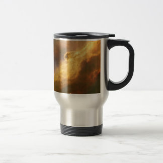 A Perfect Storm of Turbulent Gases in the Omega Mugs