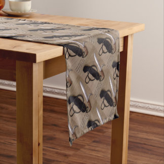a person has to be wholehearted in order to gain s short table runner