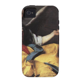 A Personification of Fame by Bernardo Strozzi Case-Mate iPhone 4 Cover
