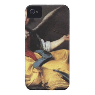 A Personification of Fame by Bernardo Strozzi iPhone 4 Case-Mate Case