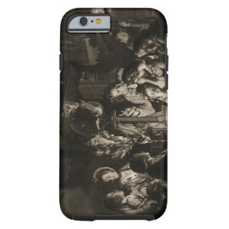 A Philosopher Shewing an Experiment on the Air Pum Tough iPhone 6 Case