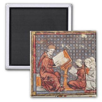 A Philosopher teaching in Paris Magnet