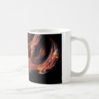 A Phoenix Fractal Mug