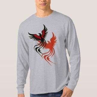 A Phoenix's Shadow Longsleeve Tee Shirt