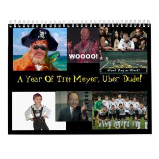A Photoshop Year Of Tim Meyer Wall Calendar