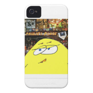 A pickeled egg works at paulie's bar iPhone 4 covers