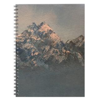 A Piece of Heaven Notebook