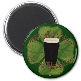 A Pint of the Black Stuff Magnet