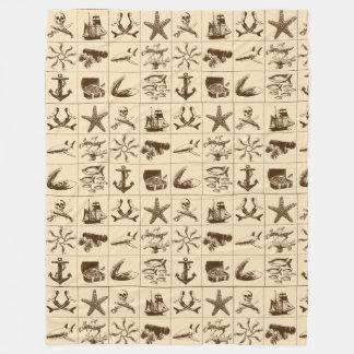 A Pirates Life Blanket_1 Fleece Blanket