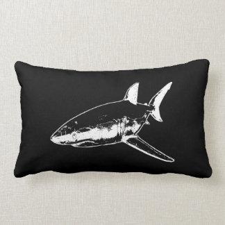 A Pirates Life doublesidedsharkpillow_2 Lumbar Pillow