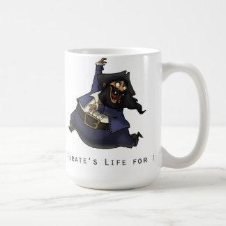 A Pirate's Life For Me Coffee Mug