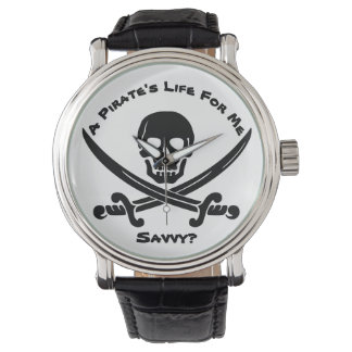 A Pirate's Life for Me…Savvy? Watch
