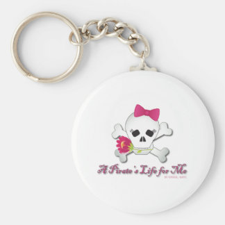 A Pirate's Life for Me :: St Croix, USVI Key Ring
