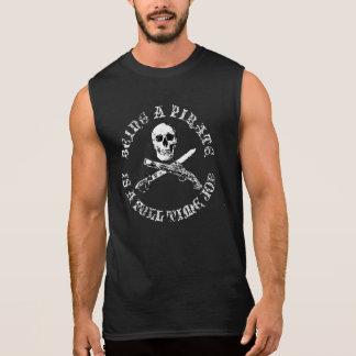 A Pirates Life fulltimeSKULLSHIRT_5 Sleeveless Shirt
