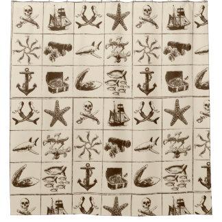 A Pirates Life showercurtain_3 Shower Curtain
