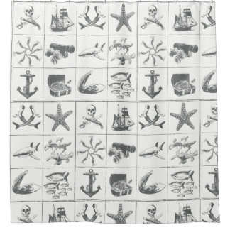 A Pirates Life showercurtain_6 Shower Curtain