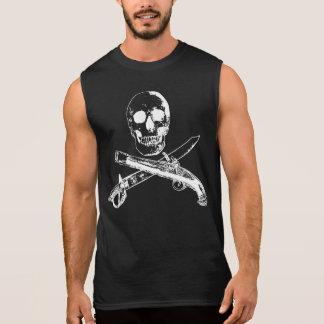 A Pirates Life SKULLSHIRT_4 Sleeveless Shirt