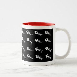 A Pirate's Life Two-Tone Coffee Mug
