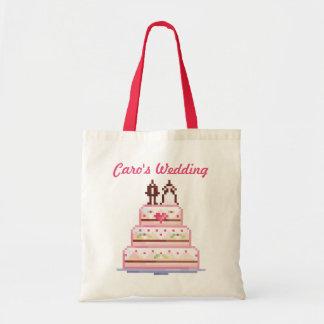 a pixel wedding ♥