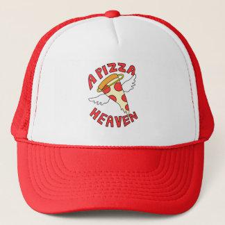 A Pizza Heaven Trucker Hat