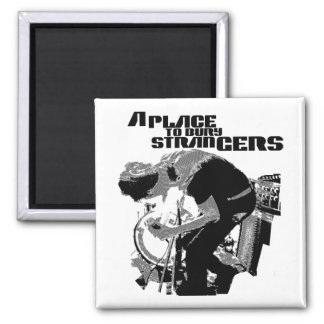 A Place To Bury Strangers Magnet