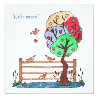 A Place to Hang your Heart Card
