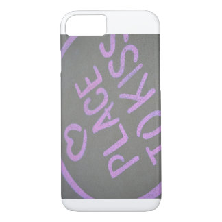 A Place to Kiss iPhone 7 Case