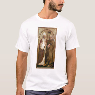 A Pope  and St. Matthias, c.1428-29 T-Shirt