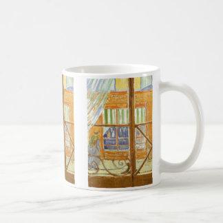 A Pork Butcher's Shop Window by Vincent van Gogh Coffee Mug
