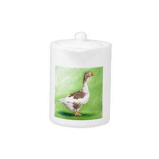 A Portrait of a Goose
