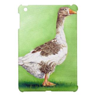 A Portrait of a Goose iPad Mini Cover