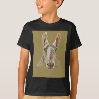 A portrait of a sheep T-Shirt
