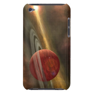 A possible newfound planet iPod touch Case-Mate case