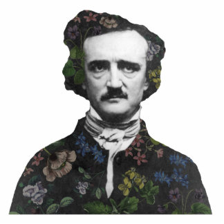 A Posy of Poe Photo Sculptures
