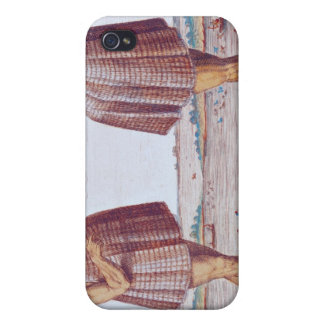 A Priest from Secoton in Virginia iPhone 4/4S Covers