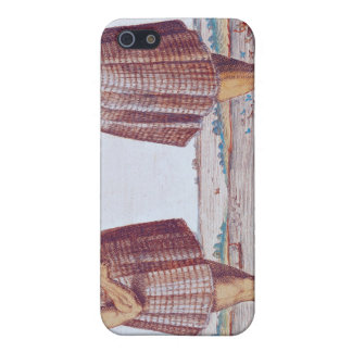 A Priest from Secoton in Virginia Cover For iPhone 5