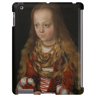 A Princess of Saxony, c.1517 (oil on panel)