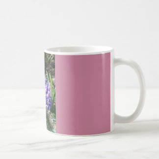 A Purple Hyacinth Coffee Mug