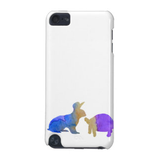 A rabbit and a tortoise iPod touch (5th generation) cover
