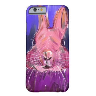 a rabbit of my dreams barely there iPhone 6 case