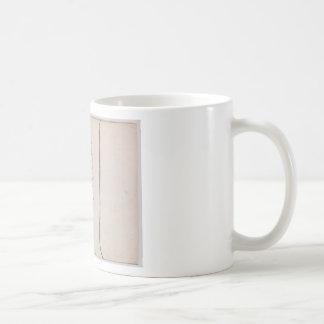 A Radish Plant, Seed, and Flower Coffee Mug