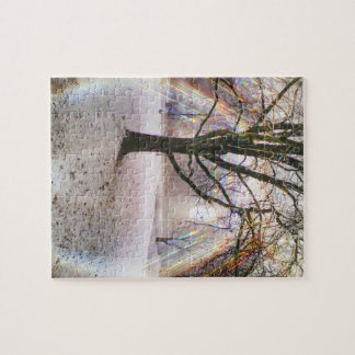 A ray of light jigsaw puzzle