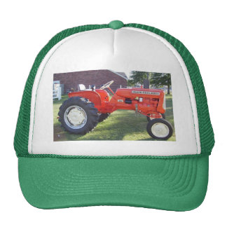A Real Man's Machine - 1967 Allis-Chalmers Tractor Cap