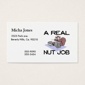 A Real Nut Job Squirrel