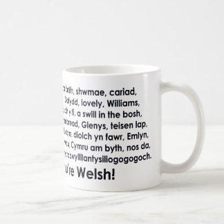 A reminder of home. Wales. Coffee Mug