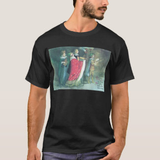 A Renaissance Procession Vintage Christmas T-Shirt