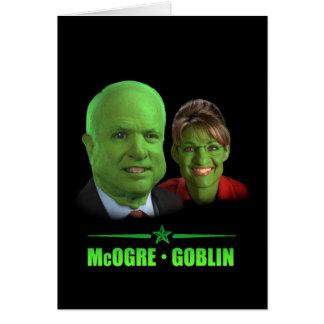 A Republican Halloween! Card